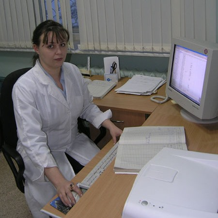 Администратор медицинского центра вакансии красноярск
